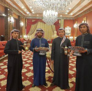 Read more about the article خدمة ضيافة للاستقبالات |60660951| الوسام النوبي